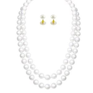 Akoya pearl set