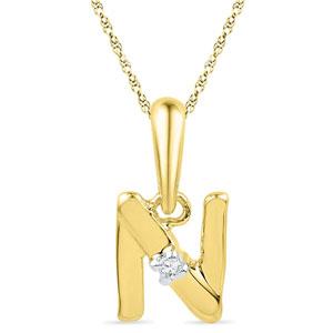 Jpearls-18kt-Alphabet-N-Diamond-Pendent