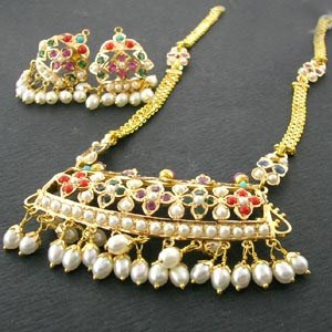 j pearls gold necklace