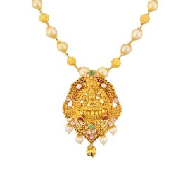 Temple jewellery diamonds gold and pearls