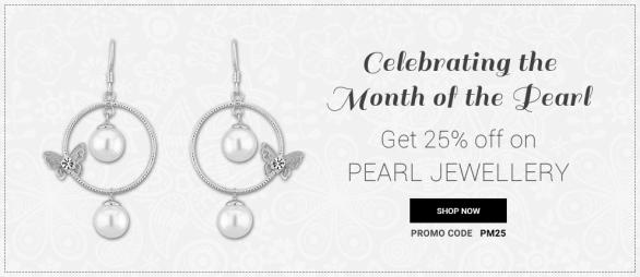 Buy Pearl jewellery