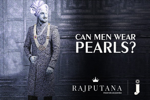 Can Men Wear Pearls?