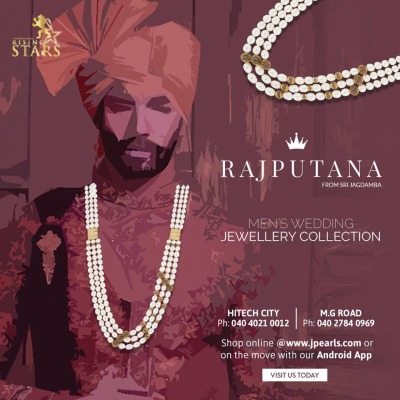 Rajputana Mens Jewellery at Jpearls