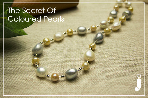 The Secret of Coloured Pearls