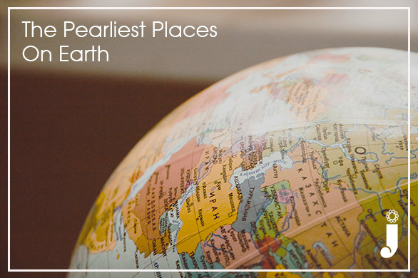 The Pearliest Places On Earth