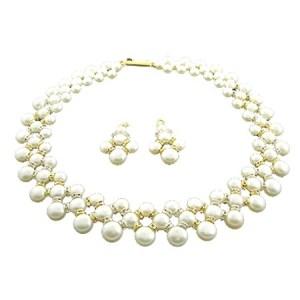 Pearls Moti Set