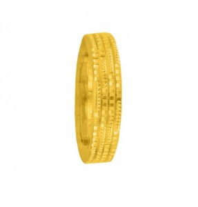 Gold bangle at jpearls