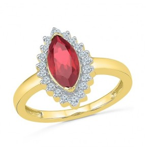 ruby ring at jpearls