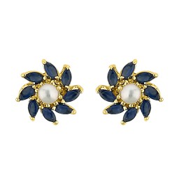 Pearl Stud Earrings at jpearls