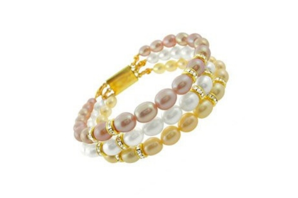 eye catching pearl bracelets at jpearls