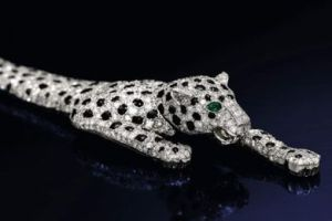 WALLIS SIMPSON'S PANTHER BRACELET
