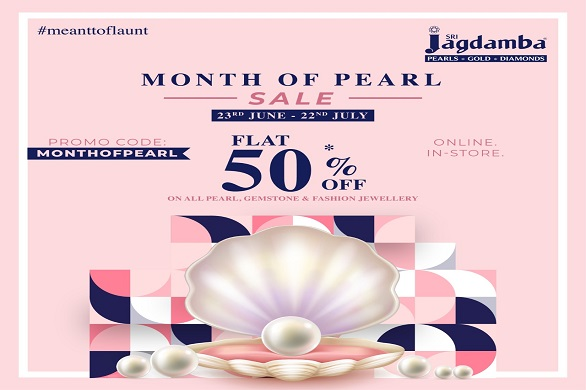 why month of pearls celebrated?